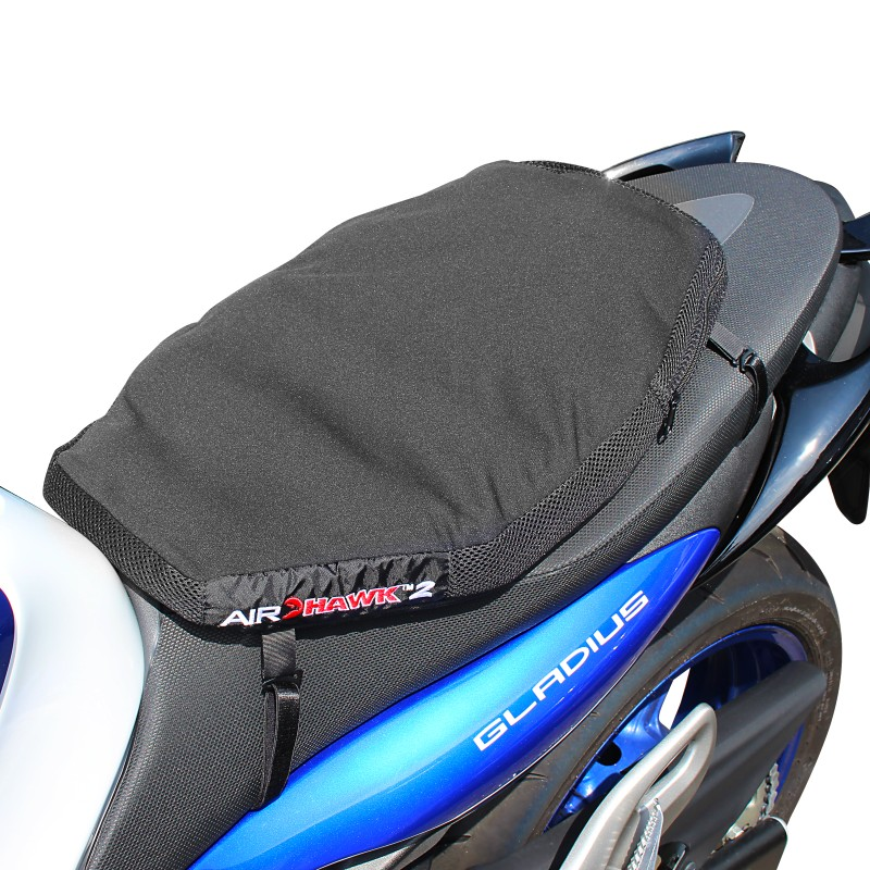 how to make a motorcycle seat cushion