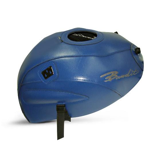 tank protector bagster suzuki bandit 600 01 04 blue. Black Bedroom Furniture Sets. Home Design Ideas