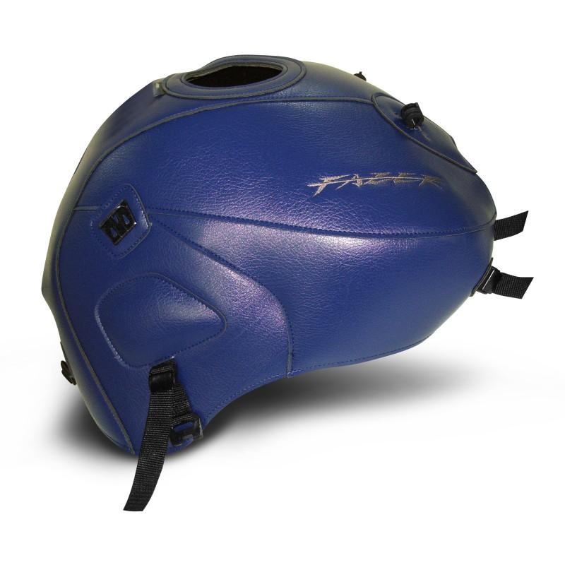 Prot Ge R Servoir Bagster Yamaha Fz6 Fazer S2 06 07 Baltique Bleu