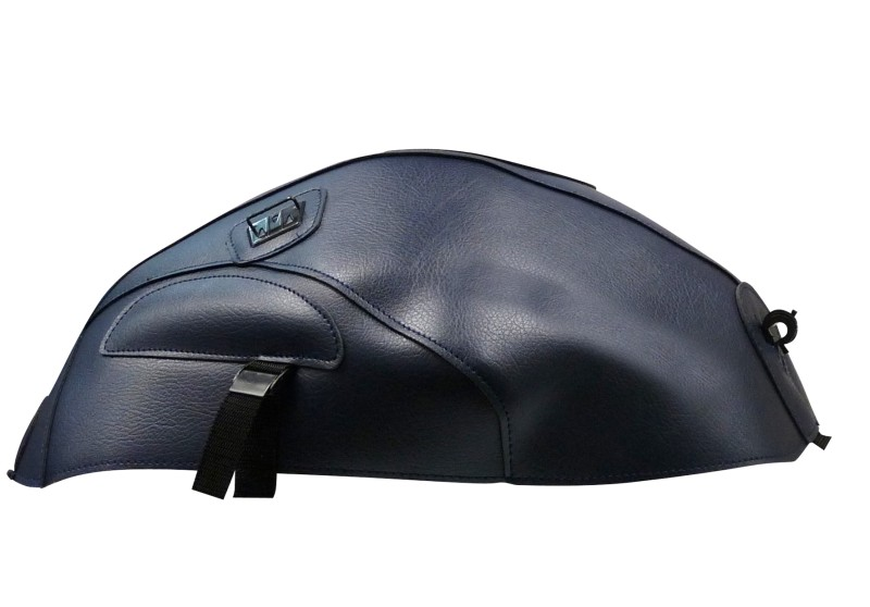 tank protector bagster suzuki bandit 650 1250 s 2007 navy blue. Black Bedroom Furniture Sets. Home Design Ideas