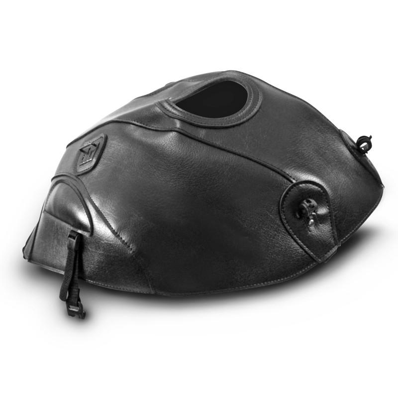 copri serbatoio bagster suzuki bandit 650 1200 1250 s 05 15 nero borsa ebay. Black Bedroom Furniture Sets. Home Design Ideas