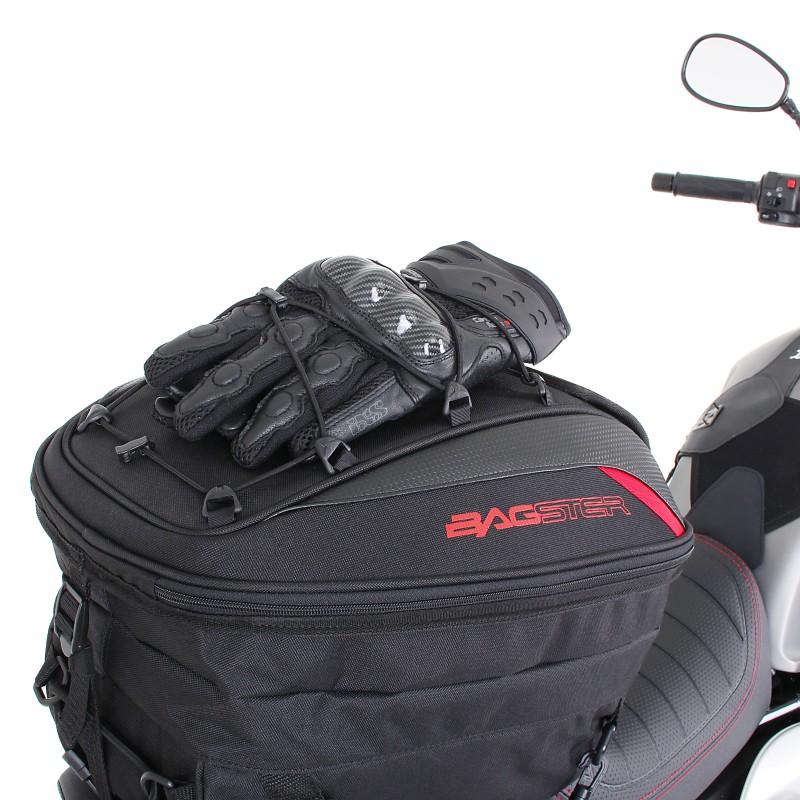 Motorcycle Tail Seat Bag Bagster Spider Kawasaki ZZR 1400 ...