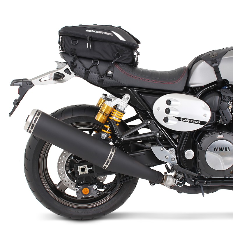 sacoche de selle moto bagster spider honda varadero xl 1000 v ebay. Black Bedroom Furniture Sets. Home Design Ideas