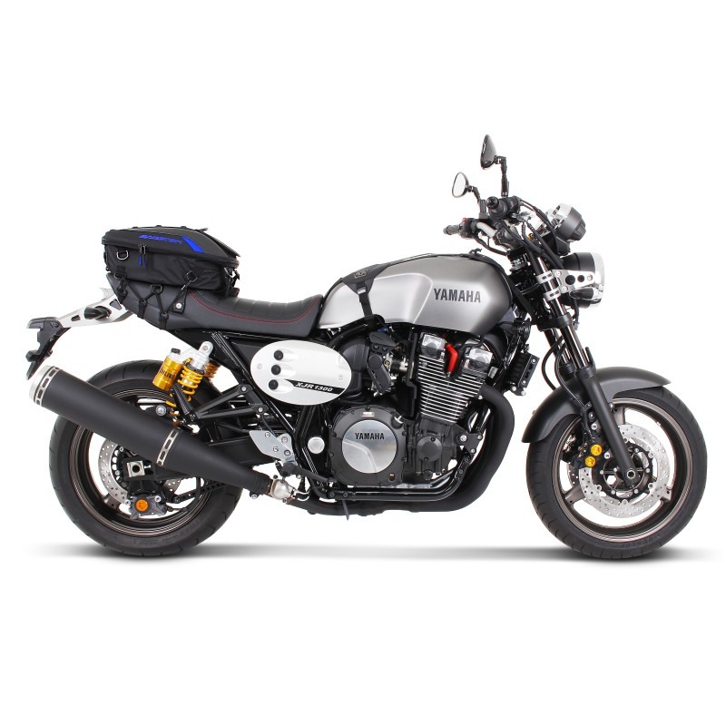sacoche de selle moto bagster spider bu suzuki gsx r 750 ebay. Black Bedroom Furniture Sets. Home Design Ideas