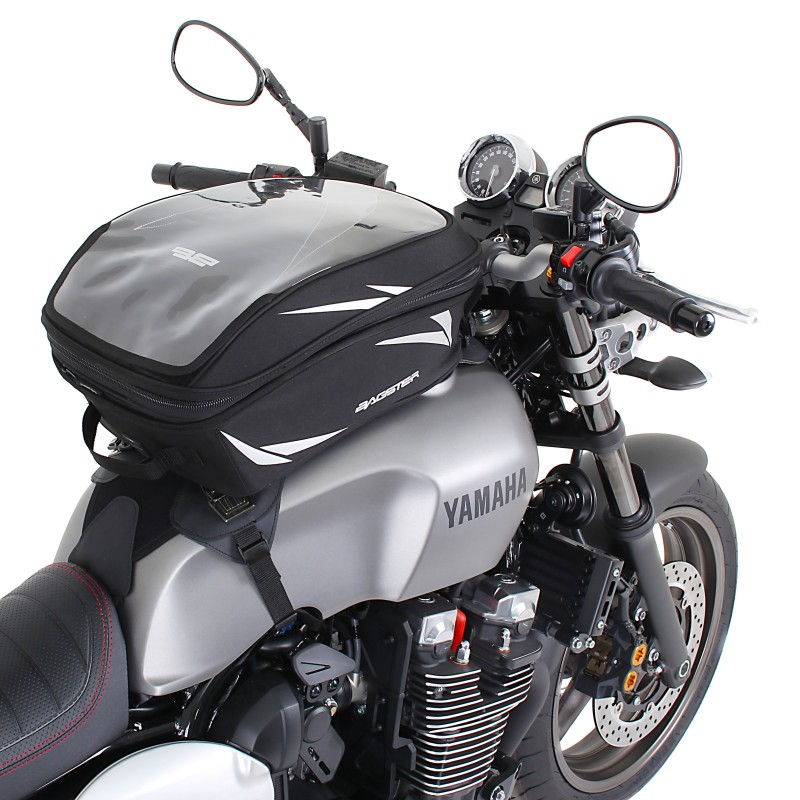 tank bag yamaha mt 07 tracer bagster impact easy road ebay. Black Bedroom Furniture Sets. Home Design Ideas