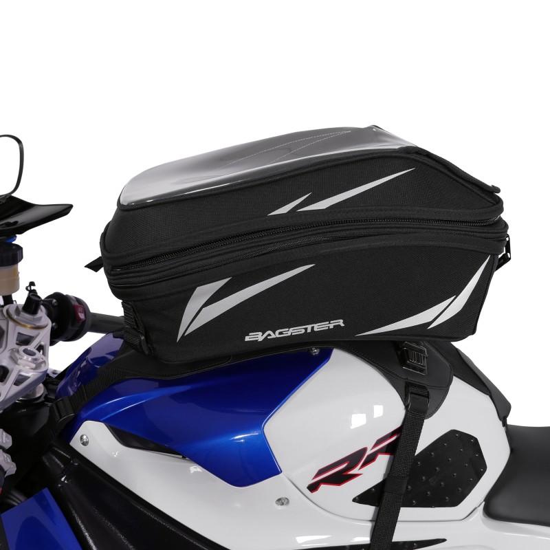 sacoche de r servoir honda pan european st 1300 bagster impact easy road ebay. Black Bedroom Furniture Sets. Home Design Ideas