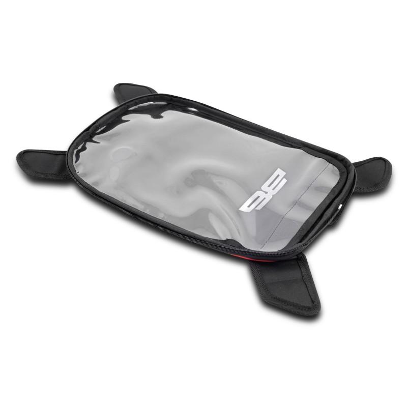motorrad tankrucksack magnet bagster flash 18 28 l schwarz. Black Bedroom Furniture Sets. Home Design Ideas