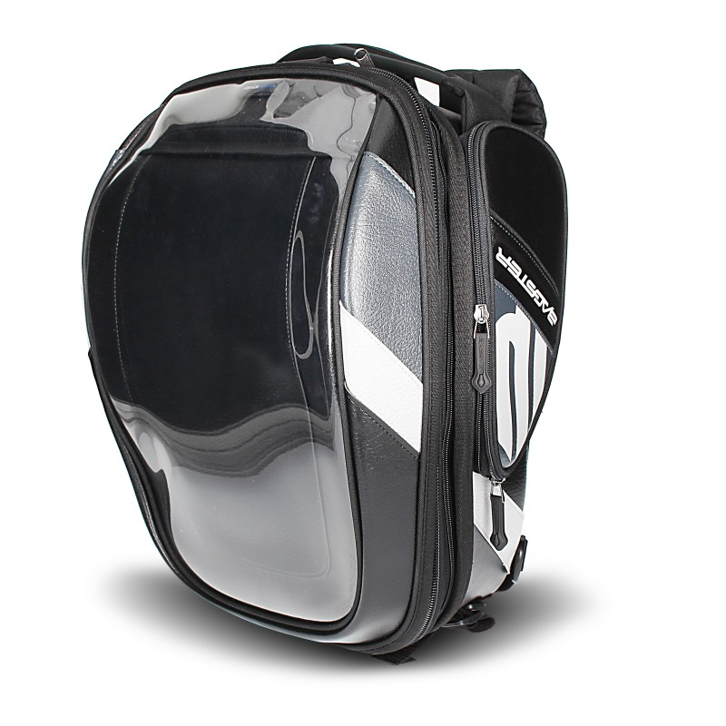 tank bag kawasaki zzr 1400 bagster stunt pvc easy road sw ebay. Black Bedroom Furniture Sets. Home Design Ideas