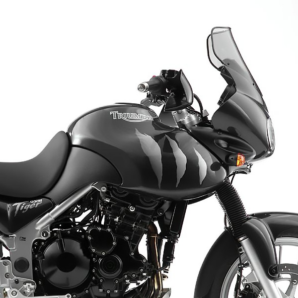 tank protector cover bagster triumph tiger 955i 2006 black. Black Bedroom Furniture Sets. Home Design Ideas