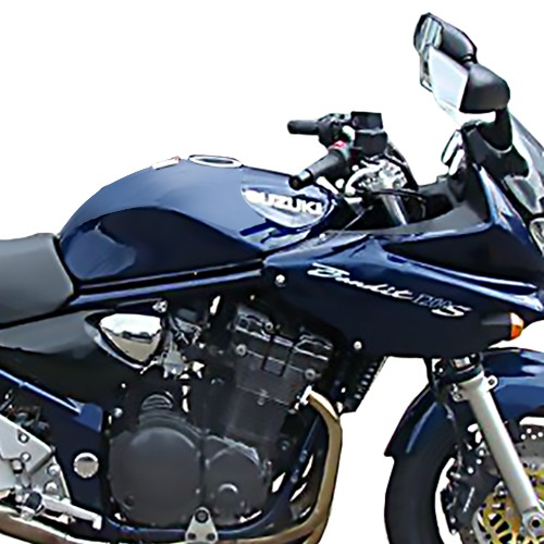 tank protector cover bagster suzuki bandit 600 1200 s 01. Black Bedroom Furniture Sets. Home Design Ideas