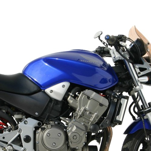 tankschutzhaube bagster honda hornet 900 02 05 blau. Black Bedroom Furniture Sets. Home Design Ideas