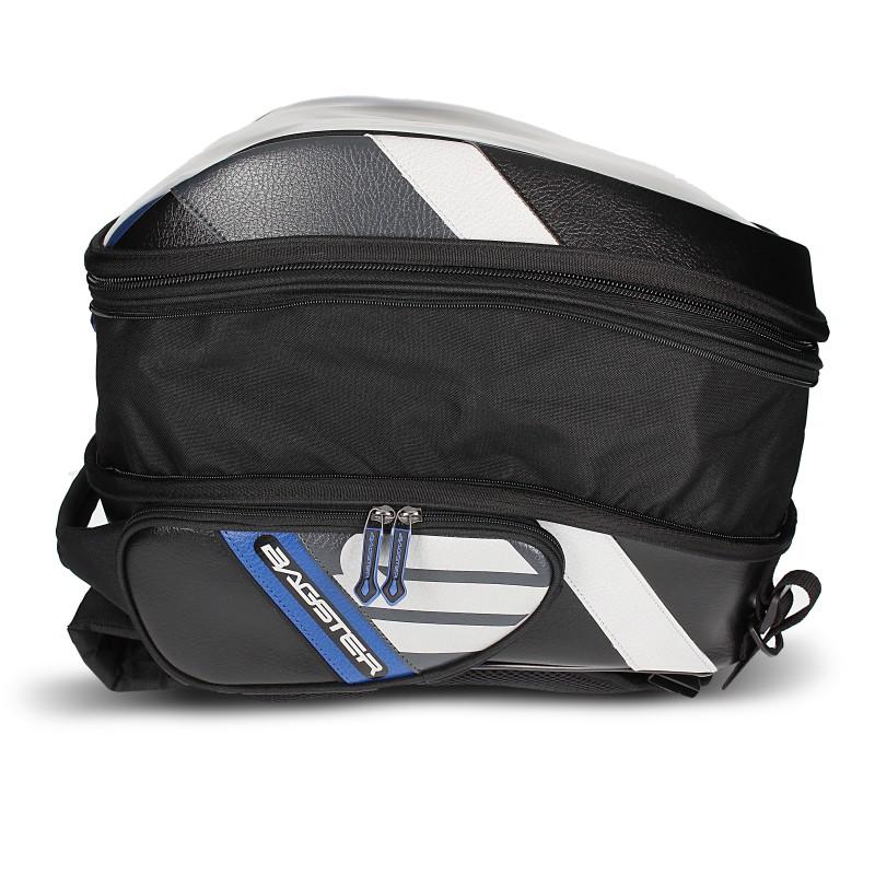 Tank Bag Honda VFR 800 F Bagster Stunt PVC+Easy Road bl | eBay