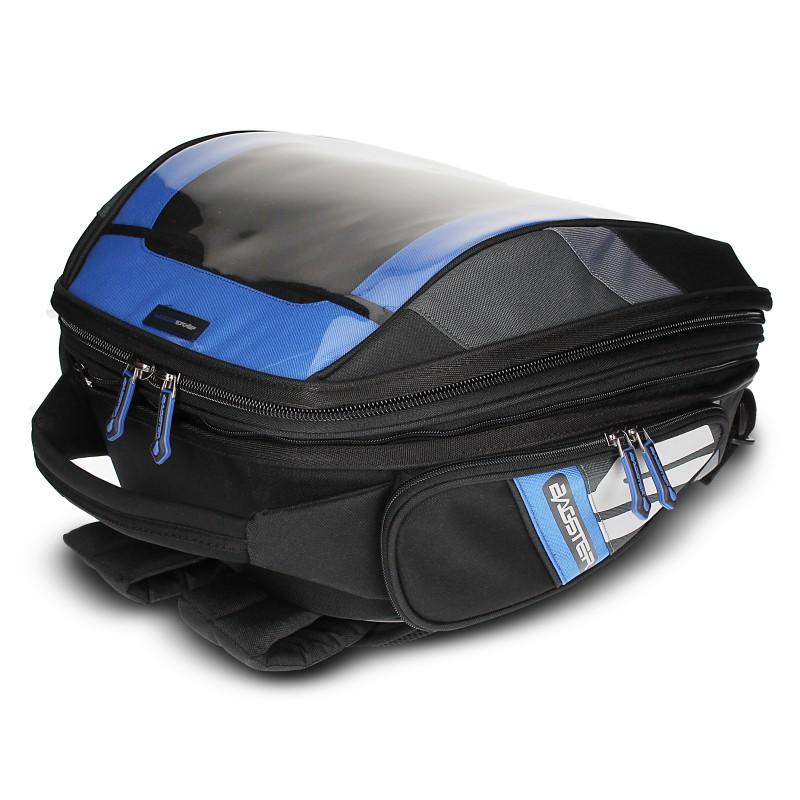 Tank Bag Bagster Stunt PE black-blue