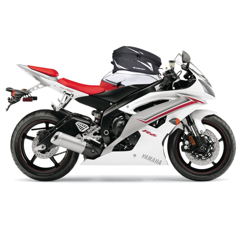 bagster tank bag impact support easy road aprilia rsv4 09 13 ebay. Black Bedroom Furniture Sets. Home Design Ideas