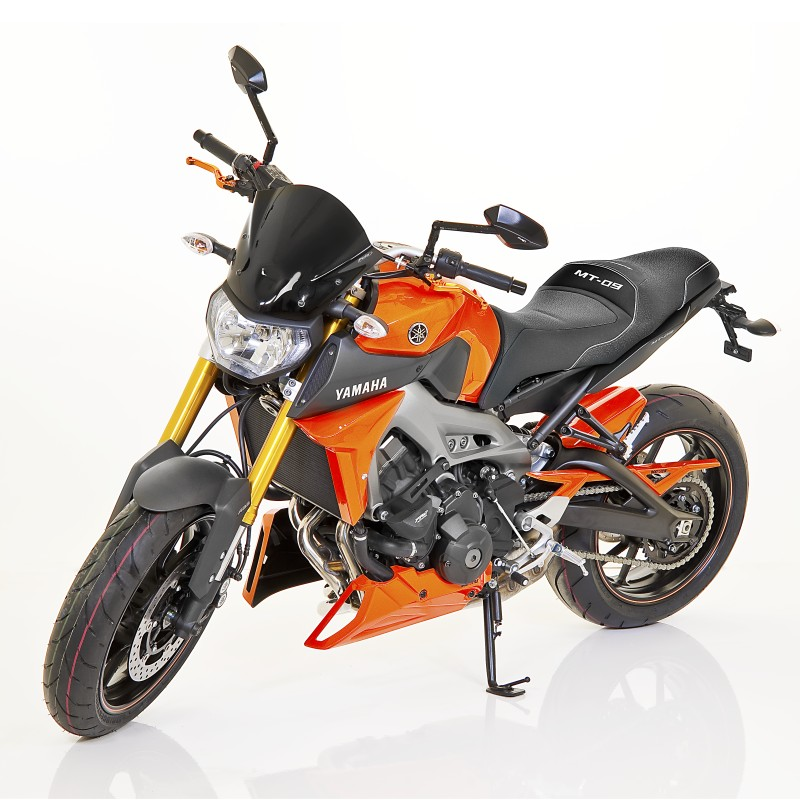 motorcycle moto seat bagster ready yamaha mt 09 13 16 ebay. Black Bedroom Furniture Sets. Home Design Ideas