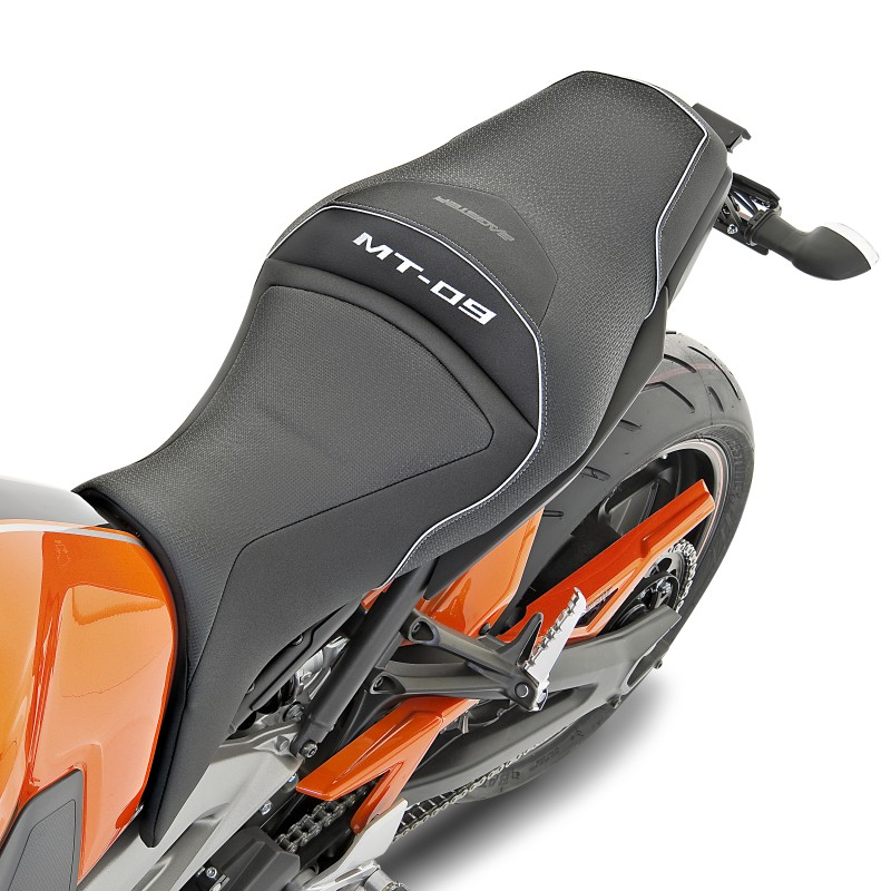 komfort motorrad sitz sitzbank bagster ready yamaha mt 09. Black Bedroom Furniture Sets. Home Design Ideas