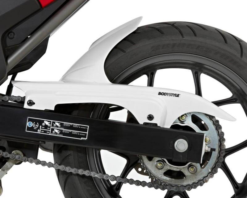 Rear hugger Bodystyle Honda NC 750 X 14-17 white