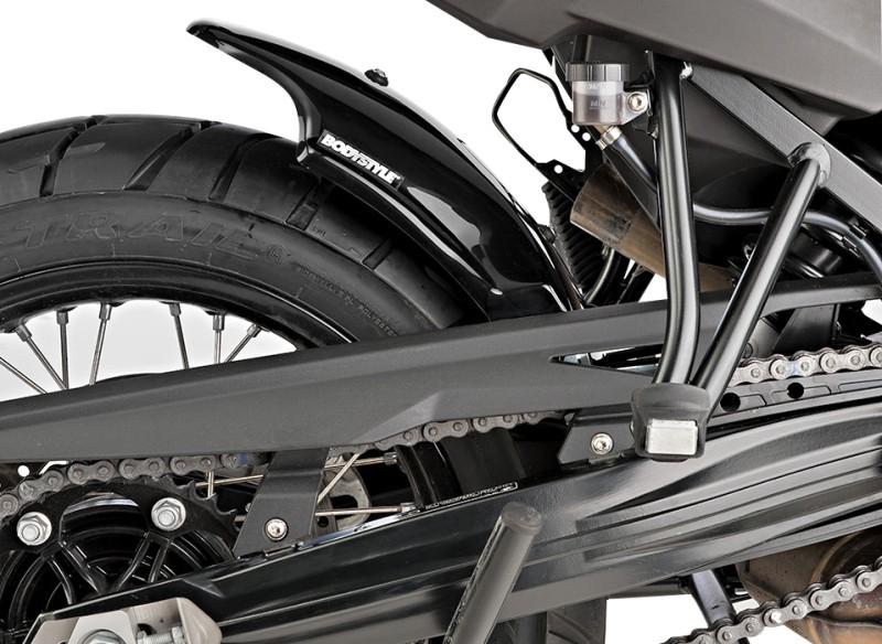 Rear mudguard Bodystyle BMW F 800 GS 08-17 black