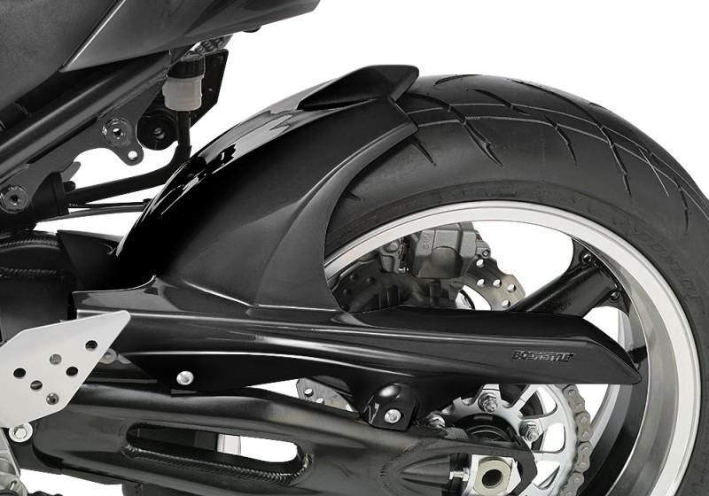 Hinterradabdeckung Bodystyle Kawasaki Z 1000 07-09 schwarz