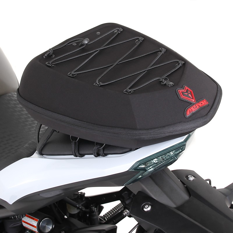 Tail Bag Yamaha Mt 07 Rear Seat Bagtecs X16 Ebay