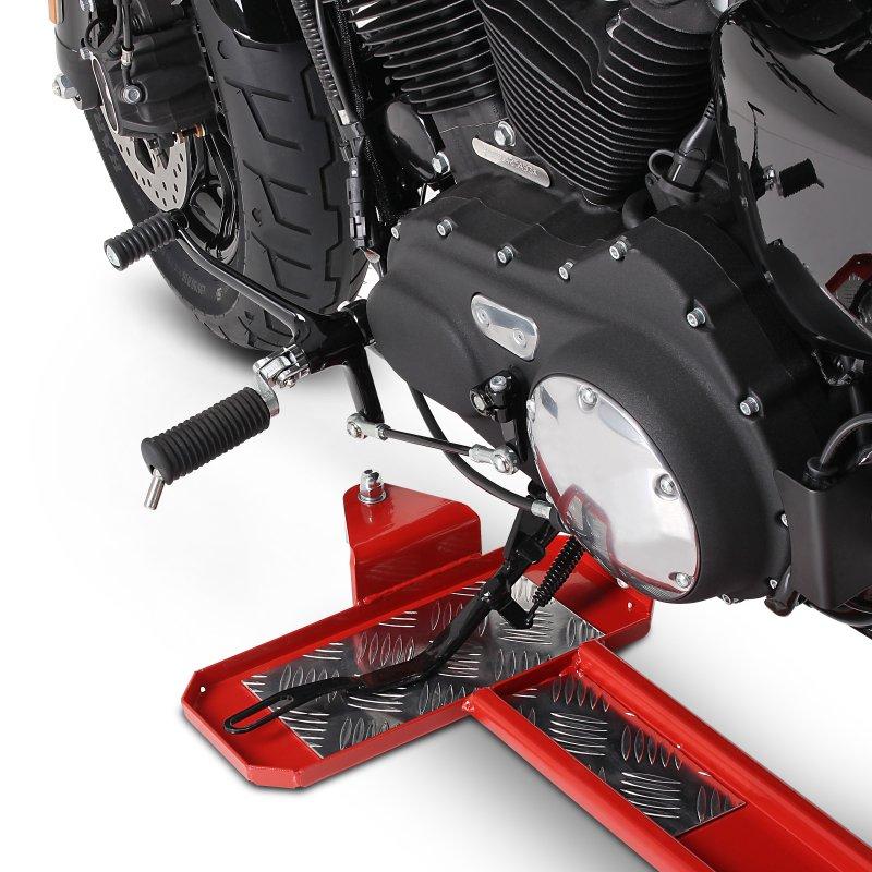 rail de rangement moto bmw f 650 cs scarver constands m2 rouge d placement ebay. Black Bedroom Furniture Sets. Home Design Ideas