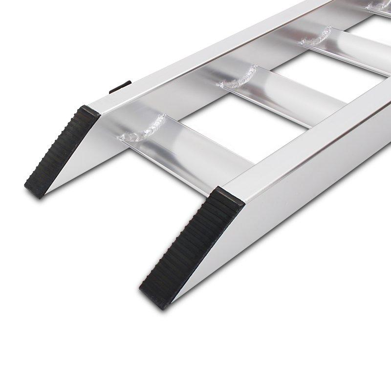 aluminium rampe alu rampe f r anh nger transporter. Black Bedroom Furniture Sets. Home Design Ideas