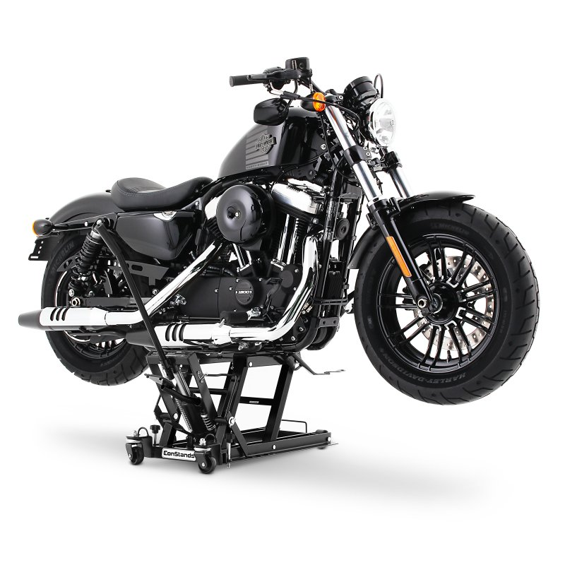 Bequille D Atelier Pour Harley Davidson Sportster Forty