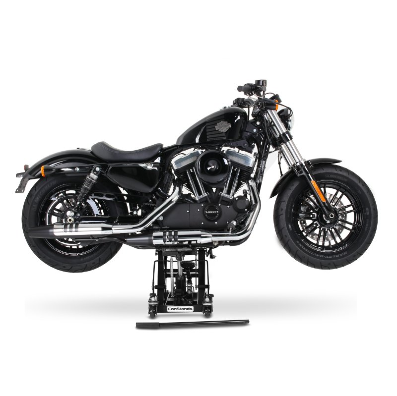Motorcycle jack scissor lift harley davidson dyna fat bob for Sollevatore harley
