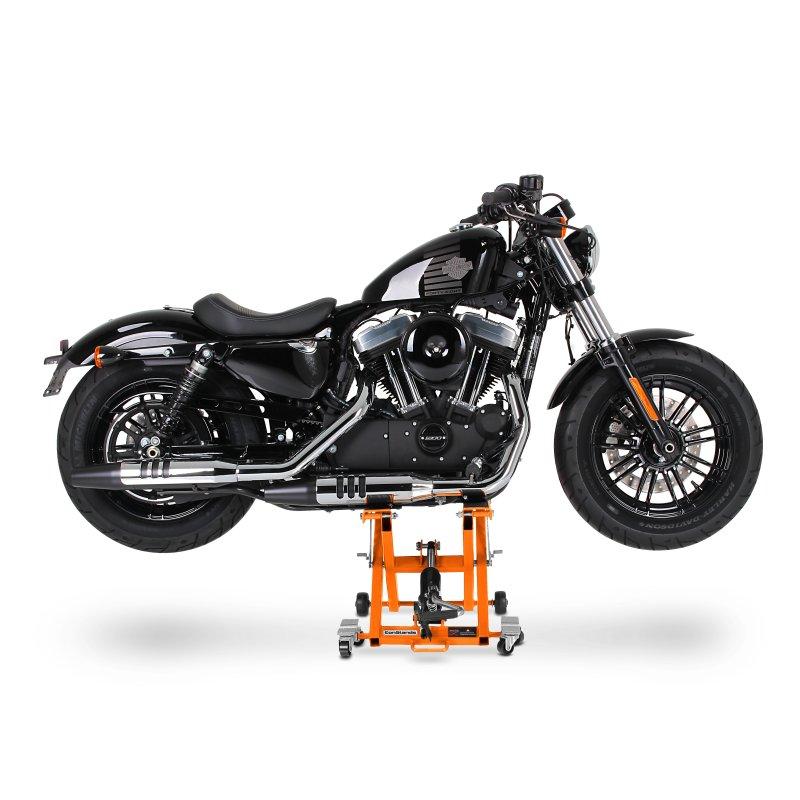 Ponte sollevatore cavalletto alza moto lift idraulico xl for Sollevatore harley davidson