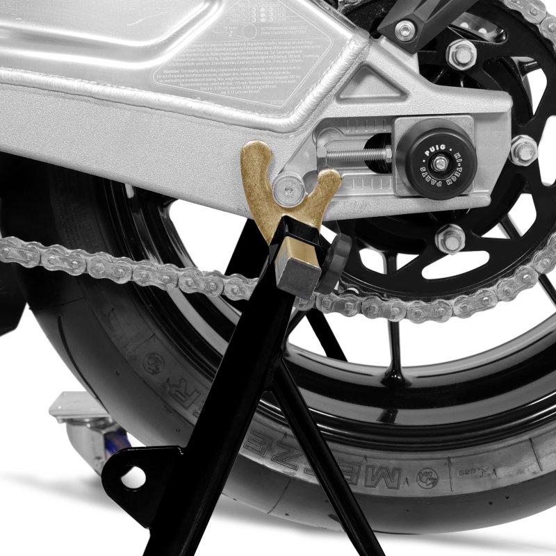 Cavalletto alza moto posteriore ds constands mover for Cavalletto sposta moto