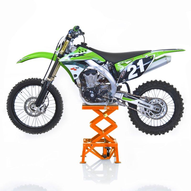 motorrad hubst nder lift f r enduro motocross trial supermoto hydraulisch org eur 154 99. Black Bedroom Furniture Sets. Home Design Ideas