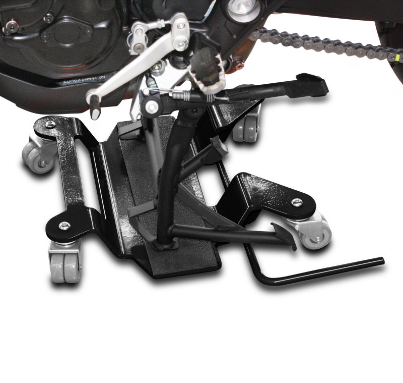 chariot range moto bmw r 1100 r pour bequille centrale noir ebay. Black Bedroom Furniture Sets. Home Design Ideas