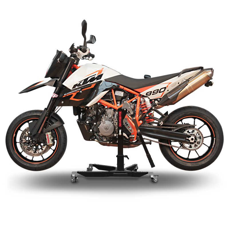 bequille d 39 atelier moto centrale constands power ktm 950 supermoto sm r 05 08 ebay. Black Bedroom Furniture Sets. Home Design Ideas