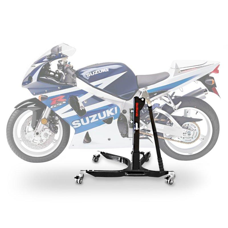 bequille d 39 atelier moto centrale constands power suzuki gsx r 600 01 03 ebay. Black Bedroom Furniture Sets. Home Design Ideas