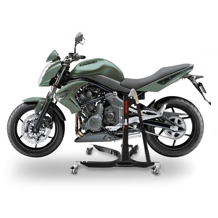 Cavalletto alza moto constands power kawasaki er 6n 05 11 for Cavalletto sposta moto