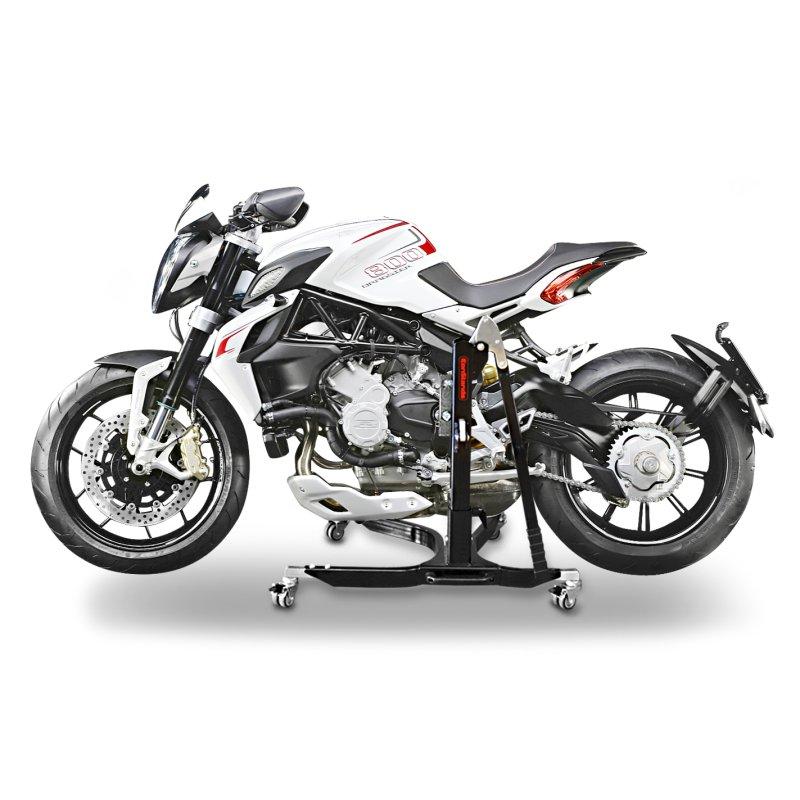 Cavalletto moto cs power mv agusta brutale 800 dragster for Cavalletto sposta moto