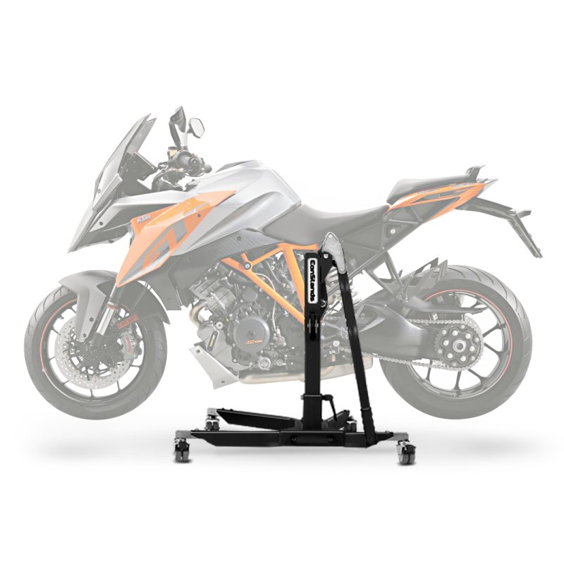 center paddock stand lift constands power ktm 1290 super. Black Bedroom Furniture Sets. Home Design Ideas