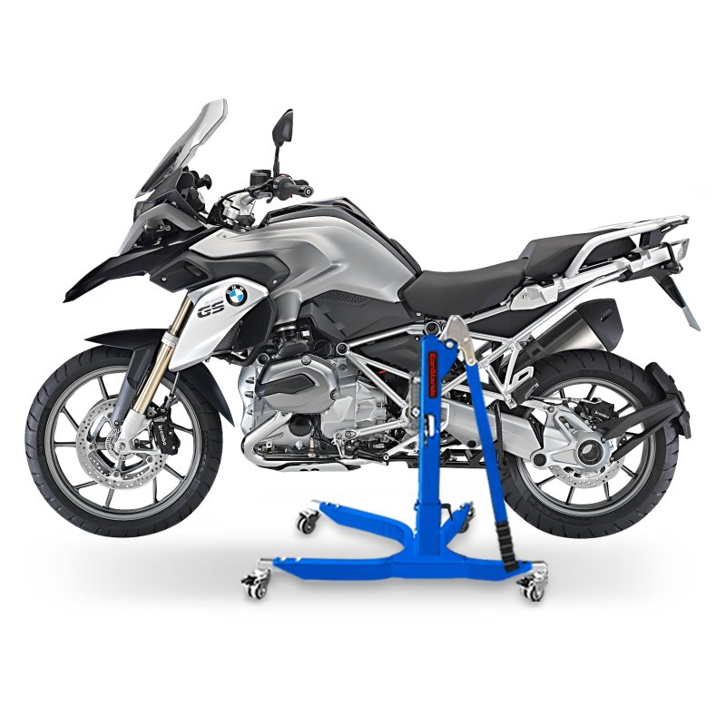 Caballete-Moto-ConStands-Power-BL-BMW-R-1200-GS-13-17-Trasero-Delantero