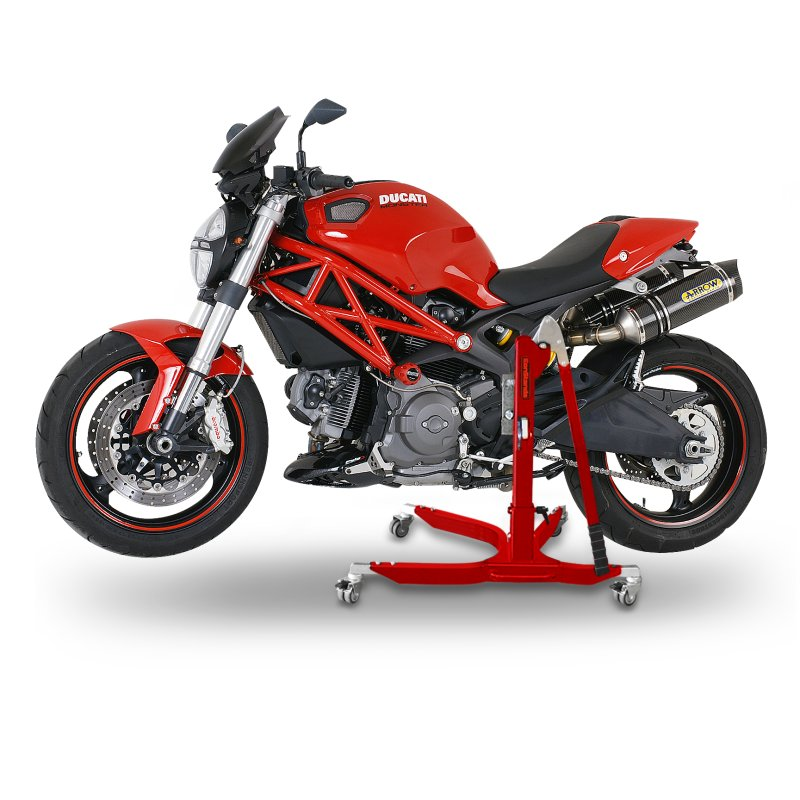 motorcycle central paddock stand rb ducati monster 1100. Black Bedroom Furniture Sets. Home Design Ideas