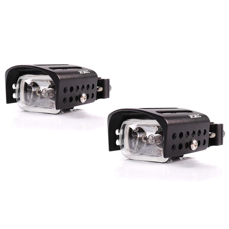 zusatzscheinwerfer set halogen lumitecs s5 mit e zulassung. Black Bedroom Furniture Sets. Home Design Ideas