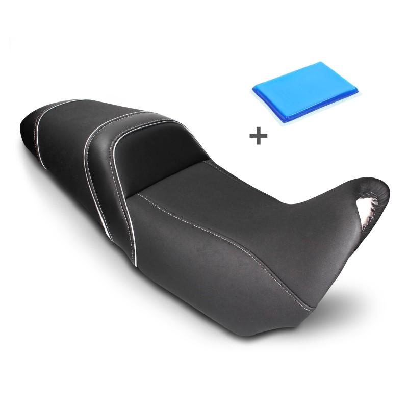 motorrad gel komfort sitzbank umbau yamaha tdm 900 ebay. Black Bedroom Furniture Sets. Home Design Ideas