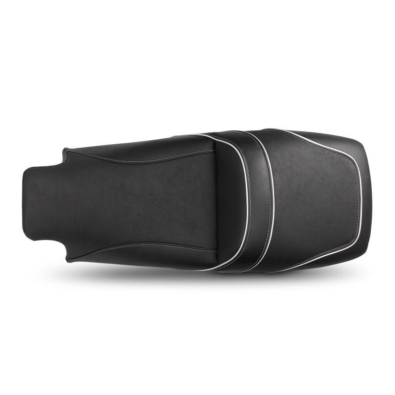 selle de moto confort gel bmw r 100 r modificaci n ebay. Black Bedroom Furniture Sets. Home Design Ideas