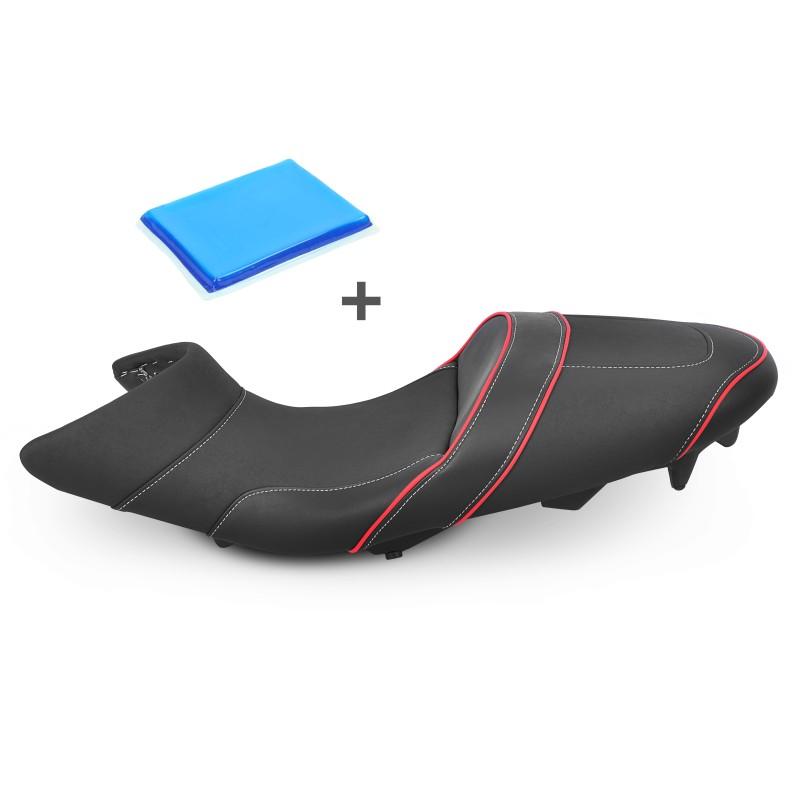 selle de moto gel confort transformation bmw r 1200 r classic. Black Bedroom Furniture Sets. Home Design Ideas