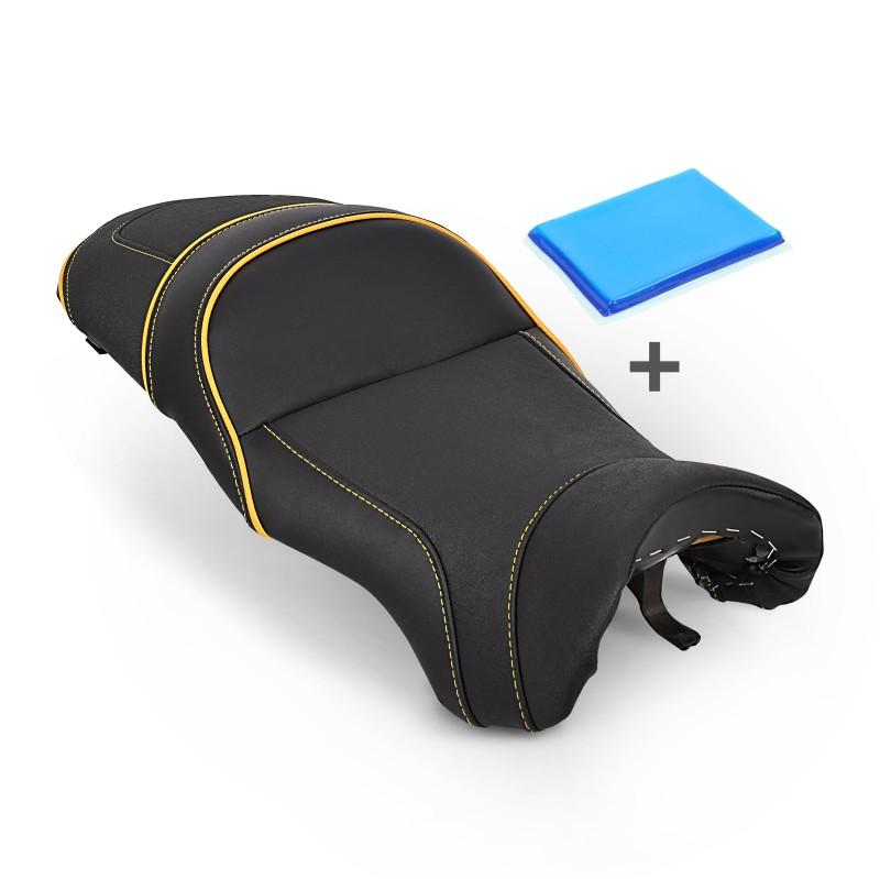 motorrad gel komfort sitzbank umbau ducati monster 900 ebay. Black Bedroom Furniture Sets. Home Design Ideas
