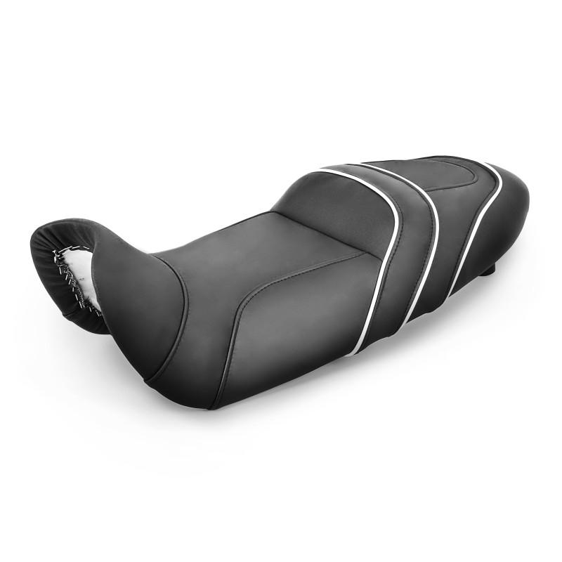 motorrad gel komfort sitzbank umbau kawasaki gpz 500 s ebay. Black Bedroom Furniture Sets. Home Design Ideas