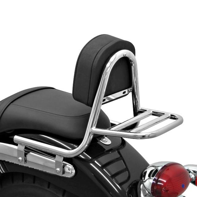 Sissy Bar + Gepäckträger Fehling Triumph Speedmaster 03-16