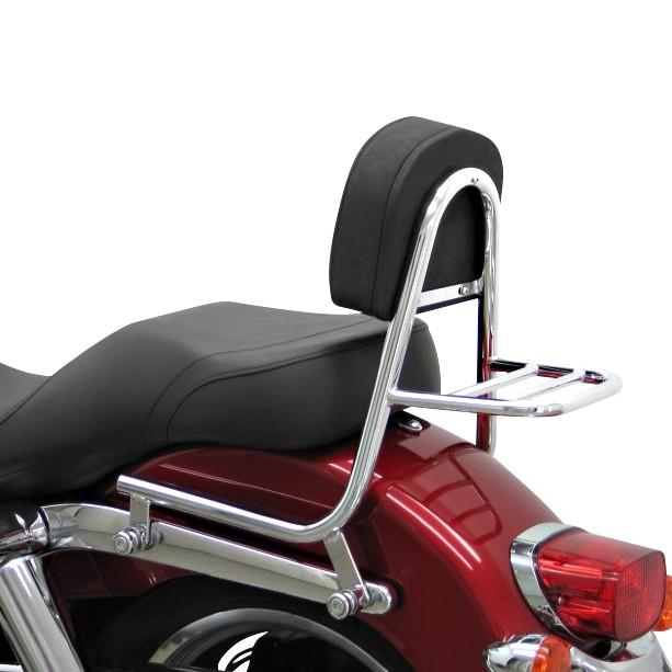 Sissy Bar + Gepäckträger Fehling Harley Davidson Dyna Switchback (FLD) 12-16