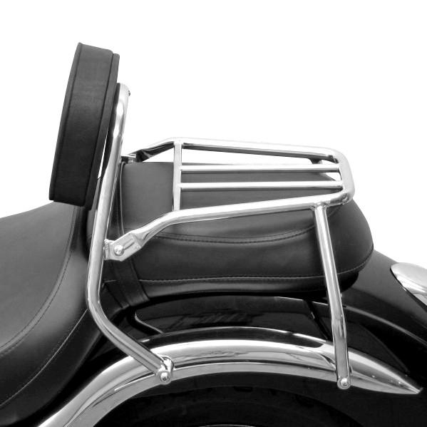 sissy sissy bar luggage rack fehling kawasaki vn 900. Black Bedroom Furniture Sets. Home Design Ideas