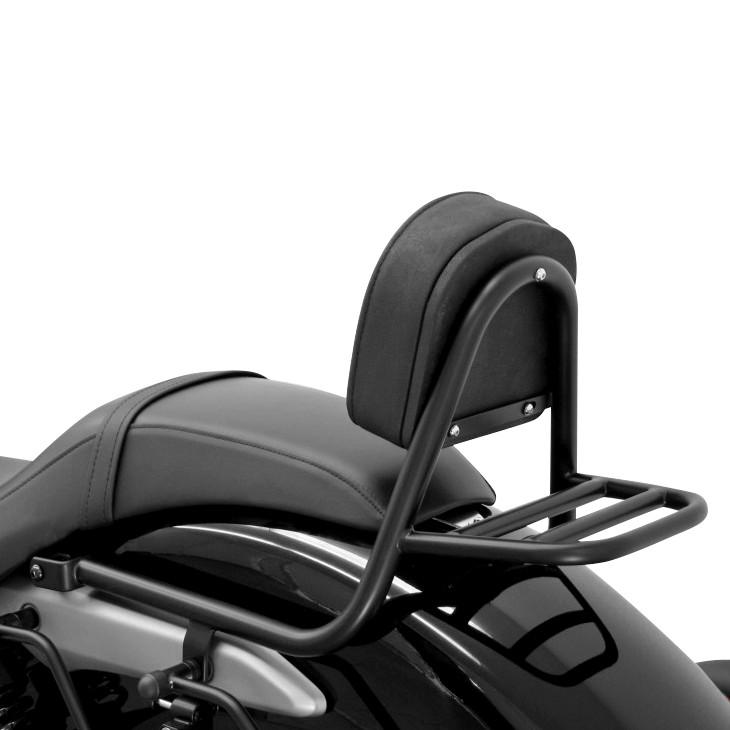 Sissy Bar Portapacch Ifehling Honda Shadow 750 Black