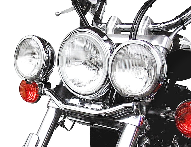 Light bar Fehling Yamaha XVS 650/ 1100 Drag Star 96-03